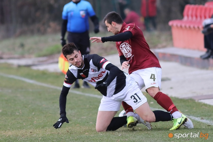 Локомотив (София) - Локомотив (Горна Оряховица)