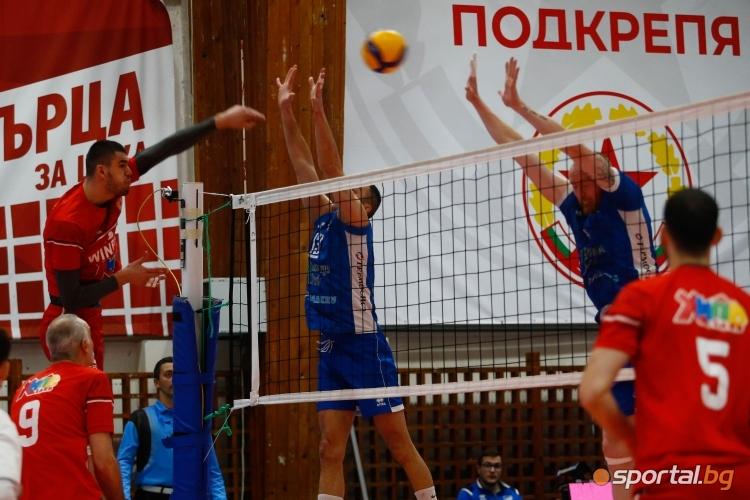 ЦСКА - Левски