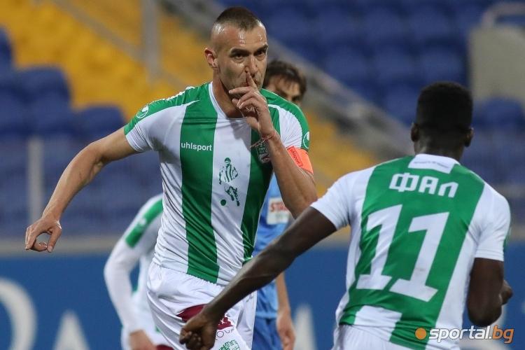 Левски - Берое - Купа на България