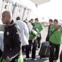 Националите ни по футбол заминаха за Албания