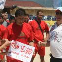 Екзотика, Дани Бо и Майкъла на плажен футбол на  CACAO Beach