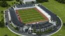 Локо Пд представи проекта си за стадион-красавец