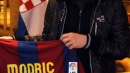 Иниеста мечтаел за Реал Мадрид, Модрич - за Барса