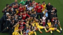 Атлетико е шампион на Испания, Барса изпусна своя шанс