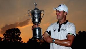 Мартин Каймер отвя конкуренцията на US Open