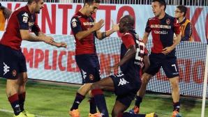 Каляри - Милан 1:1