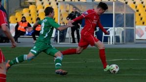 Юношите на Лудогорец (19) загубиха с 0:3 като домакин от Ливърпул (19)