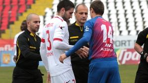 Марек - ЦСКА 0:0