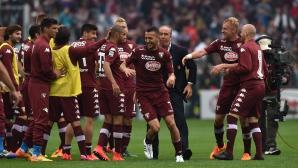 20 години по-късно Торино победи Ювентус с 2:1