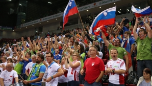 Финал на Евроволей 2015 - Франция - Словения