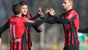 Локо Сф победи Требич с 2:0