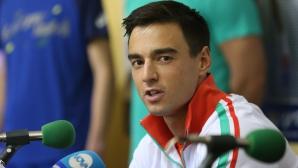 ASICS България подписа договор за спонсортсво с Димитър Кузманов