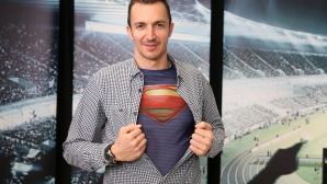 Боян Йорданов като Супер Бобо