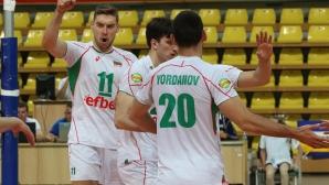 България обърна Дания с 3:1 в Скопие