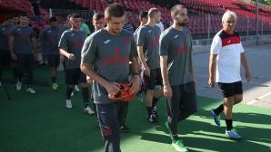 Локомотив София започна подготовка за сезон 2016/2017