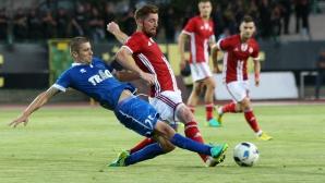 Верея - ЦСКА-София 1:0
