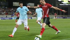 Дунав Русе - ЦСКА-София 2:0