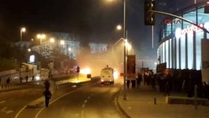 Бомбен атентат до стадиона на Бешикташ