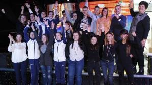"""""""Еврофутбол"""" изпрати Спортните си таланти за 2016 г."""