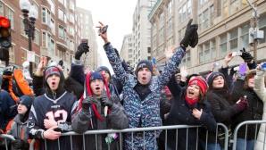 Над 1 милион души посрещнаха шампионите от Ню Инглънд Пейтриътс в Бостън