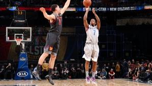 """""""Мачът на звездите"""" в НБА"""