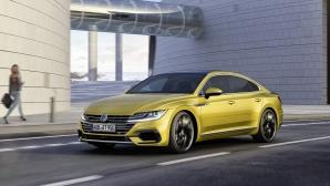 Volkswagen представиха престижния Arteon