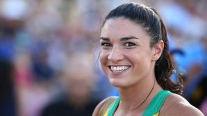 Мишел Дженеке - атлетката, по която пощуря цял свят