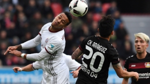 Байер (Леверкузен) - Байерн (Мюнхен) 0:0