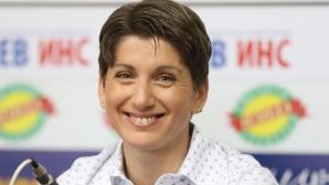 Пресконференция на Силвия Дънекова