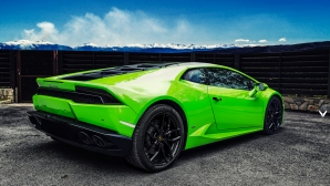 """Lamborghini Huracán """"Verde Mantis"""", каквото трябва да бъде, но от Vilner (Снимки)"""