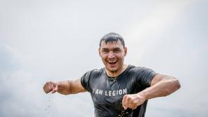 Владо Николов се пусна в екстремното състезание Legion run 2017