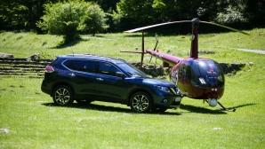 Nissan X-Trail в търсене на пълното щастие