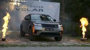 Range Rover Velar е вече в България