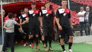 Първа тренировка на Локомотив Сф преди сезон 2017/2018