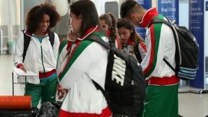 Националният отбор по лека атлетика замина за Европейското отборно първенство