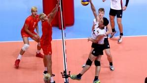 Евроволей 2017: България - Белгия 0:3