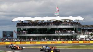 Състезанието за Гран При на Великобритания 2017