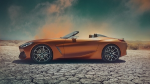 BMW Concept Z4 - свобода на 4 колела