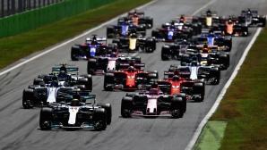 Състезанието за Гран При на Италия 2017