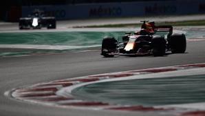 Квалификация за Гран При на Мексико 2017