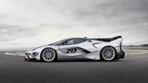 "Ferrari представиха ""нелегалния"" FXX-K Evo"