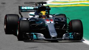Тренировки за Гран При на Бразилия 2017