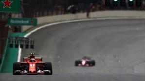 Квалификация за Гран При на Бразилия 2017