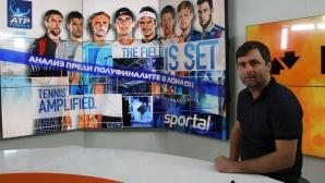 Тодор Енев коментира шансовете на Григор Димитров за победа в Лондон