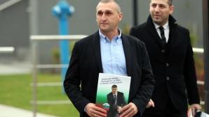 Ивайло Гроздев и Тони Миланов се опитаха да внесат кандидатурата на Любослав Пенев