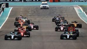 Състезанието за Гран При на Абу Даби 2017
