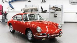 Porsche намери, реставрира и показа най-старото 911 за първи път