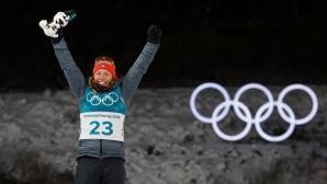 Лаура Далмайер грабна златото в спринта