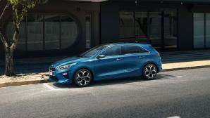 Създаден в Европа: Новият Kia Ceed