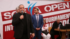 "Откриване на турнира ""Sofia Open"" по таекуондо в София"